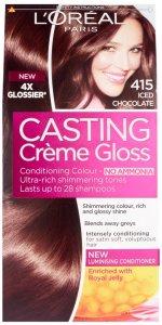 L'Oreal Casting Creme Gloss Iced Chocolate 415