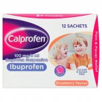 Calprofen Suspension Sachets Pack of 12