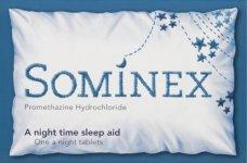 Sominex Tablets Pack of 16