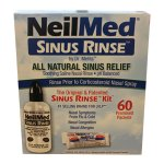 Neilmed Adult Nasal Irrigation Sinus Rinse Complete Kit