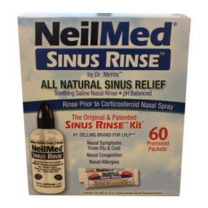 Neilmed Adult Nasal Irrigation Sinus Rinse Complete Kit