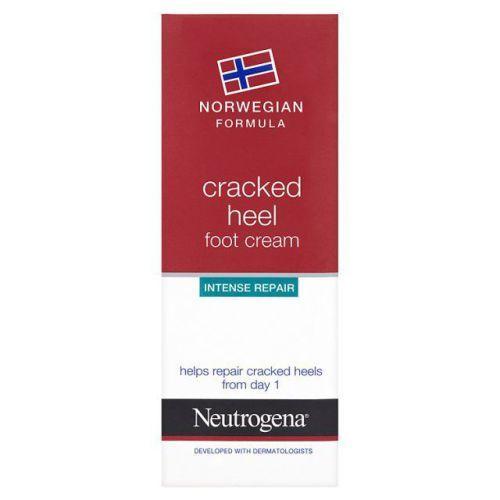 Neutrogena Norwegian Formula Cracked Heel Foot Cream 40ml