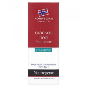 Neutrogena Norwegian Formula Cracked Heel Foot Cream 50ml