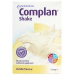 Complan Shakes Vanilla 57g Pack of 4