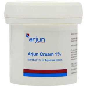 Arjun Aqueous Cream 1% 500g