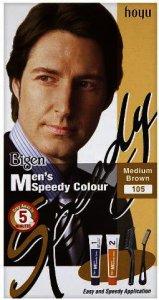 Bigen Mens Speedy Colour Medium Brown 105