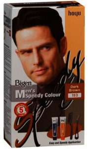 Bigen Mens Speedy Colour Dark Brown 103