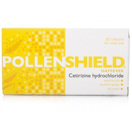 Pollenshield Hayfever Tablets Pack of 30