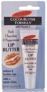 Palmers Lip Butter Dark Chocolate & Peppermint 10g