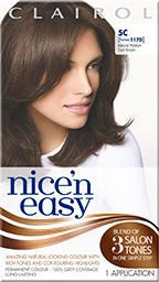 Clairol Nice n Easy Natural Medium Cool Brown 5C (formerly 117D)