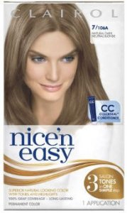 Clairol Nice n Easy Natural Dark Neutral Blonde 7 (formerly 106A)