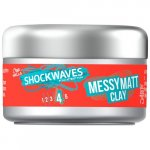 Wella Shockwaves Messy Matt Clay 75ml