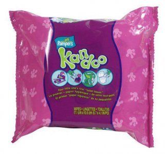 Pampers Kandoo Refill Funny Berry