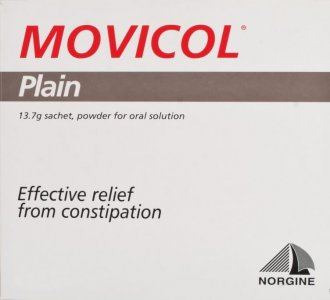 Movicol Plain Powder Sachets Pack of 50