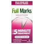 Full Marks Solution With Comb 300ml