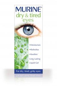 Murine Dry & Tired Eyes Eye Drops 15ml