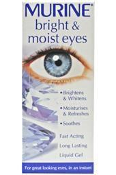 Murine Bright & Moist Eyes Eye Drops 15ml