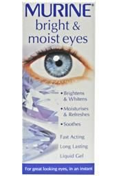 Murine Bright & Moist Eyes Eye Drops 15ml