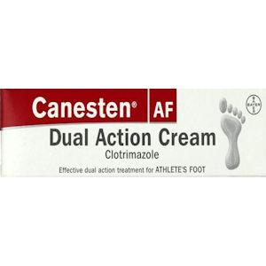 Canesten-af Dual Action Cream 30g