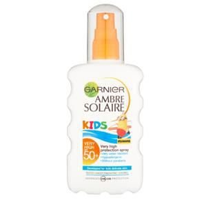 Garnier Ambre Solaire Kids SPF50+ Spray 200ml