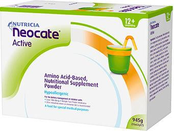 Neocate Active Sachets Blackcurrant Pack of 15 x 63g