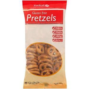 Barkat Gluten Free Pretzels 75g