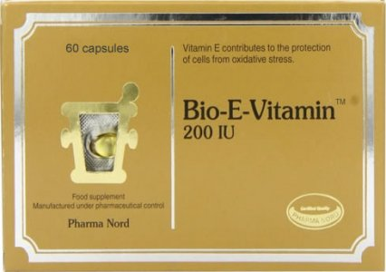 Pharma Nord Bio E Vitamin Capsules Pack of 60