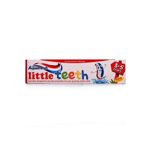 Aquafresh Little Teeth Toothpaste For Children 50ml