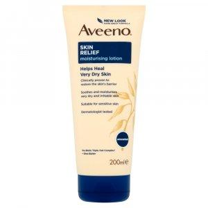 Aveeno Skin Relief Shea Butter Moisturising Lotion 200ml