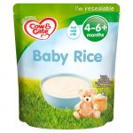 Cow & Gate Baby Rice 4 - 6 Months 100g