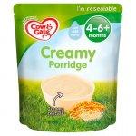 Cow & Gate Creamy Porridge 4 - 6 Months 125g