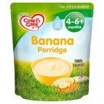 Cow and Gate Banana Porridge 4 - 6 Months 125g