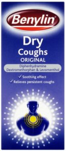 Benylin Dry Coughs Original 150ml