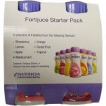 Fortijuce Starter Pack 200ml Pack of 4