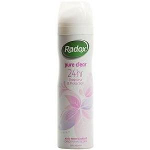 Radox Daily Elements Aerosol Pure Clear 150ml
