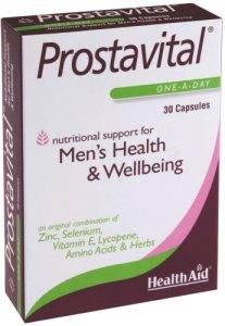 HealthAid Prostavital Capsules Pack of 30