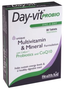 HealthAid Day-Vit Probio Tablets Pack of 30