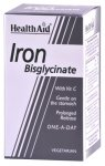 HealthAid Iron Bisglycinate Tablets Pack of 90