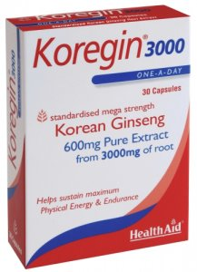 HealthAid Koregin 3000 Capsules Pack of 30