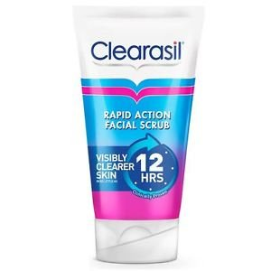 Clearasil Rapid Action Scrub 125ml