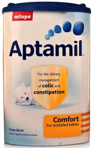 Aptamil Comfort Milk 0-12 months 900g
