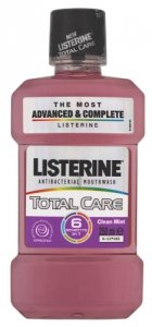 Listerine Total Care Clean Mint Mouthwash 250ml