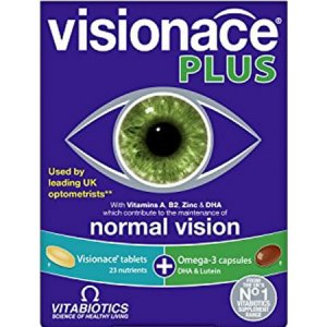 Visionace Plus Tablets/Capsules Pack of 56
