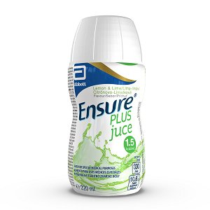 Ensure Plus Juce Lemon & Lime 220ml