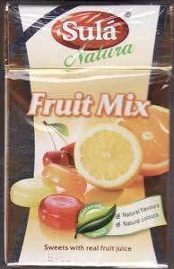 Sula Sugar Free Sweets Fruit Mix 42g