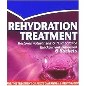 Vantage Rehydration Treatment Sachets Pack of 6