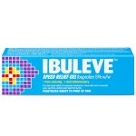 Ibuleve Speed Relief Gel 40g