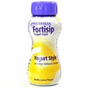 Fortisip Yoghurt Style Vanilla & Lemon 200ml