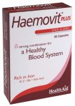 HealthAid Haemovit Plus Capsules Pack of 30