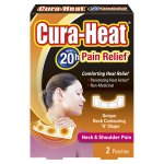 Cura-heat Air Active Neck/shoulder Pain Pack of 2